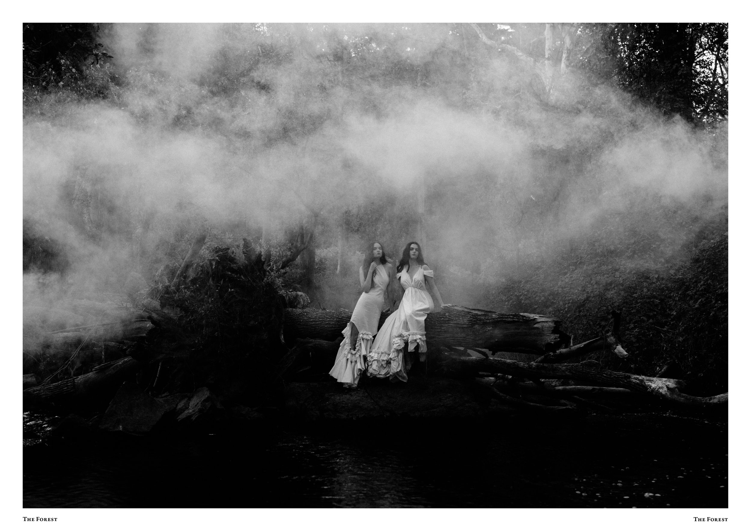 kelsey randall bepoke muslin collection spencer ostrander the forest magazine charlie howard lucia roberts