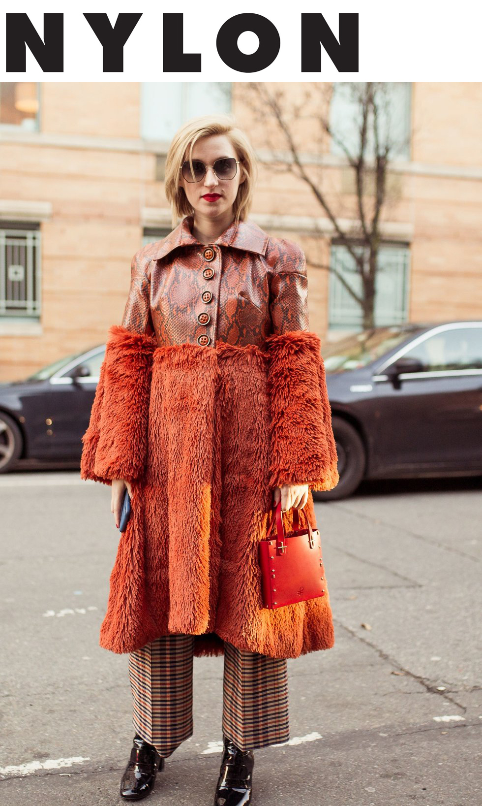 nylon magazine nyfw new york fashion week