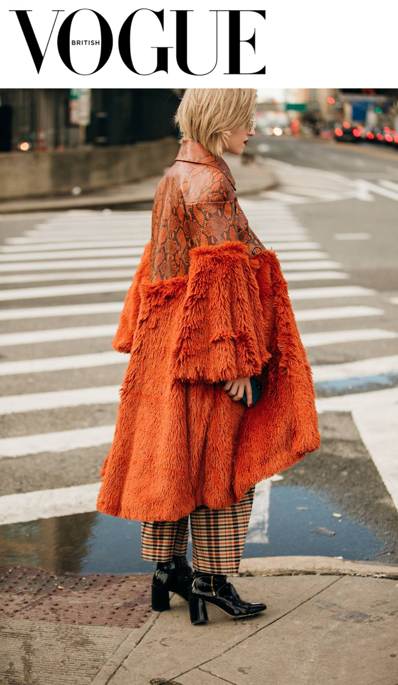 british vogue nyfw new york fashion week