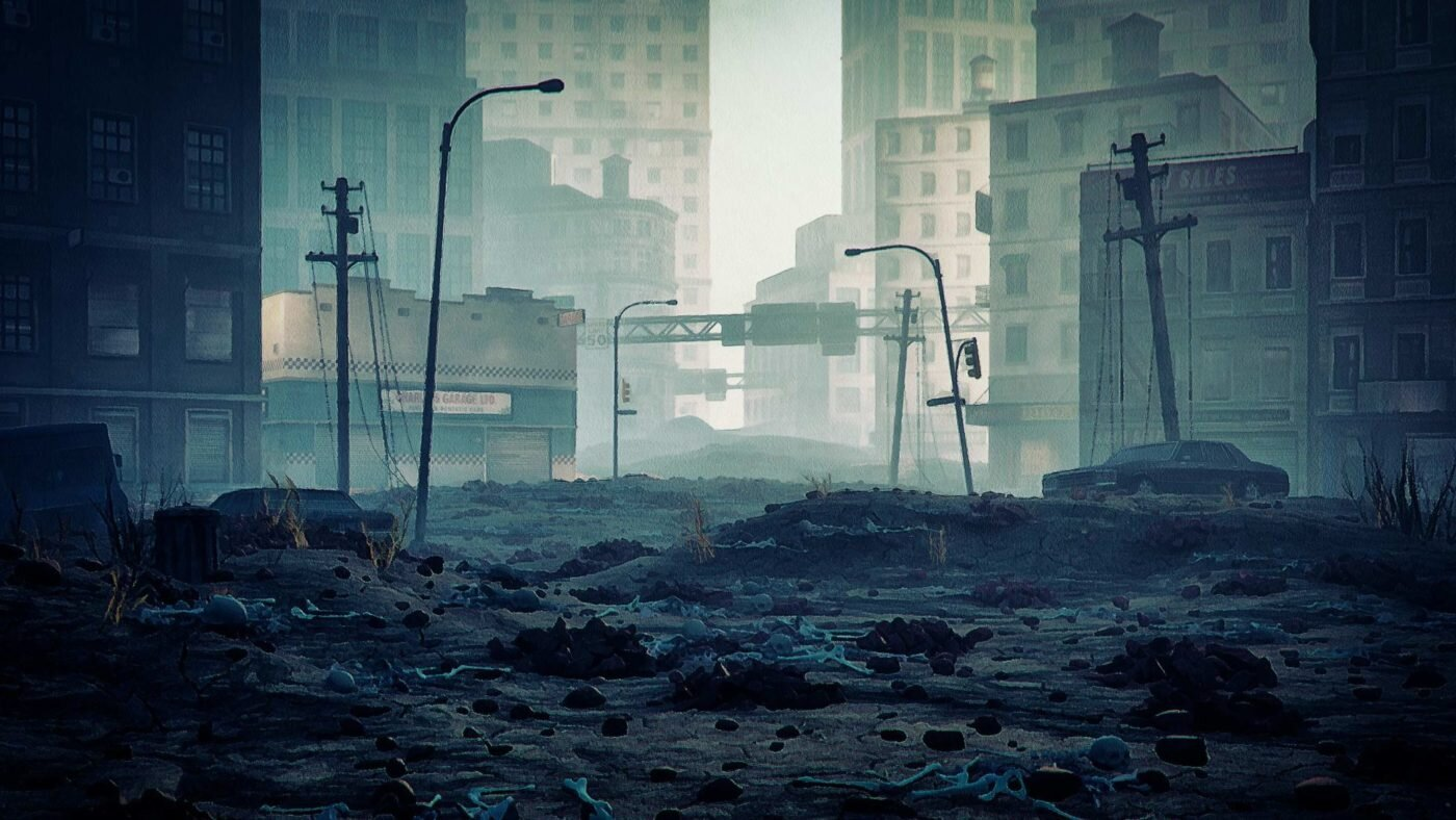 Nashville romjai, USA Apocalypse-1400x788