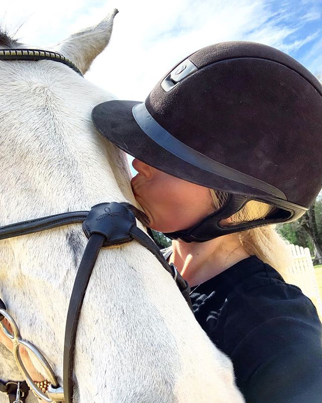 This horse is pure gold. Coming back after a major back injury is tough, especially is this sport. Ophelia has been so patient, kind, and more than understanding as I am learning my daily limits in the saddle as my back heals. I love you so much Queen O - you are truly my ride or die.  #marepower #tgif