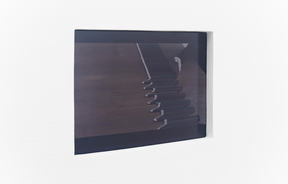 Marie Cool Fabio Balducci, Untitled, 2010, color pencils, table. Video: 1 min 17