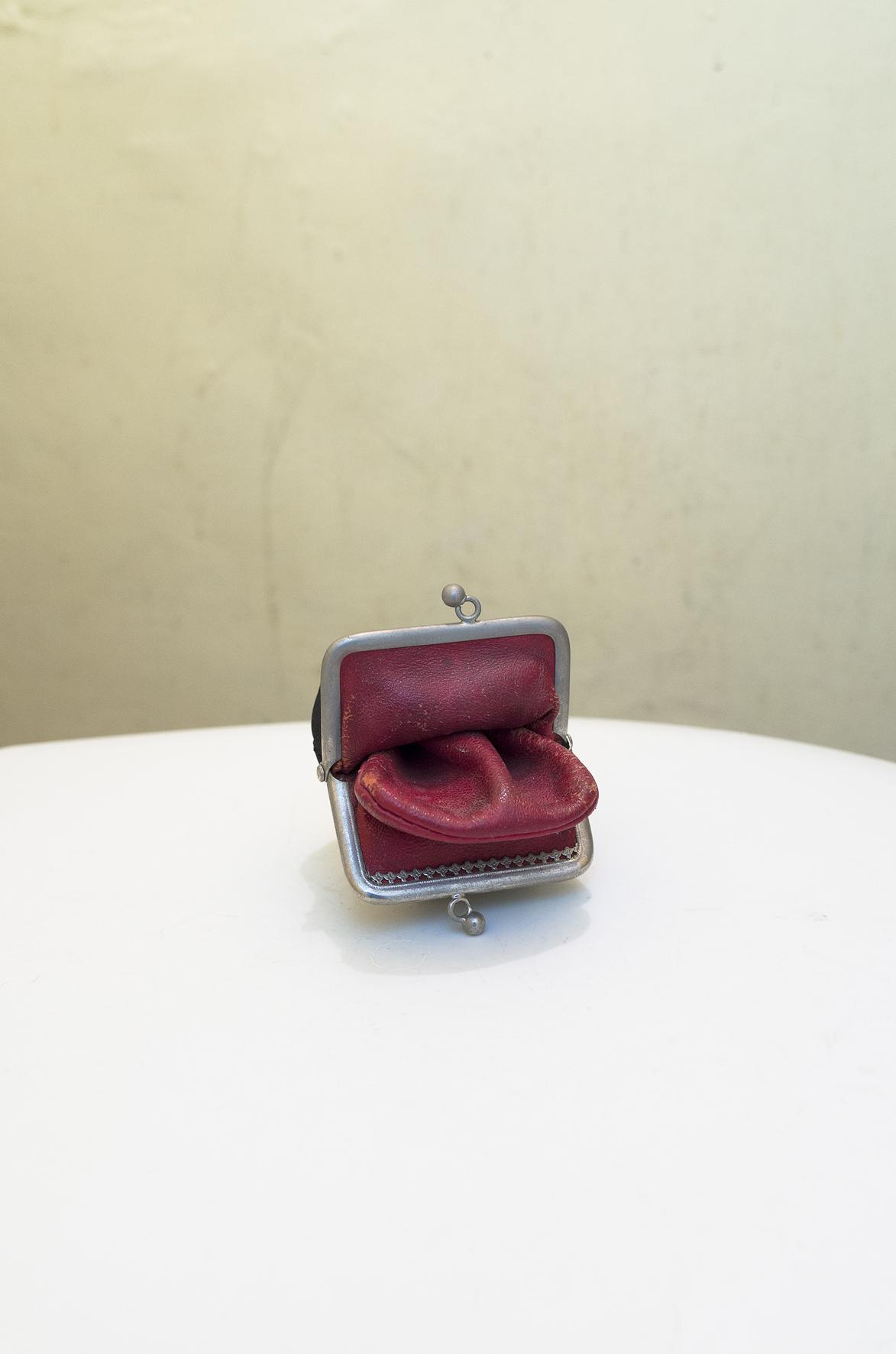 Desire, 2009, purse, 9 x 8 x 7cm
