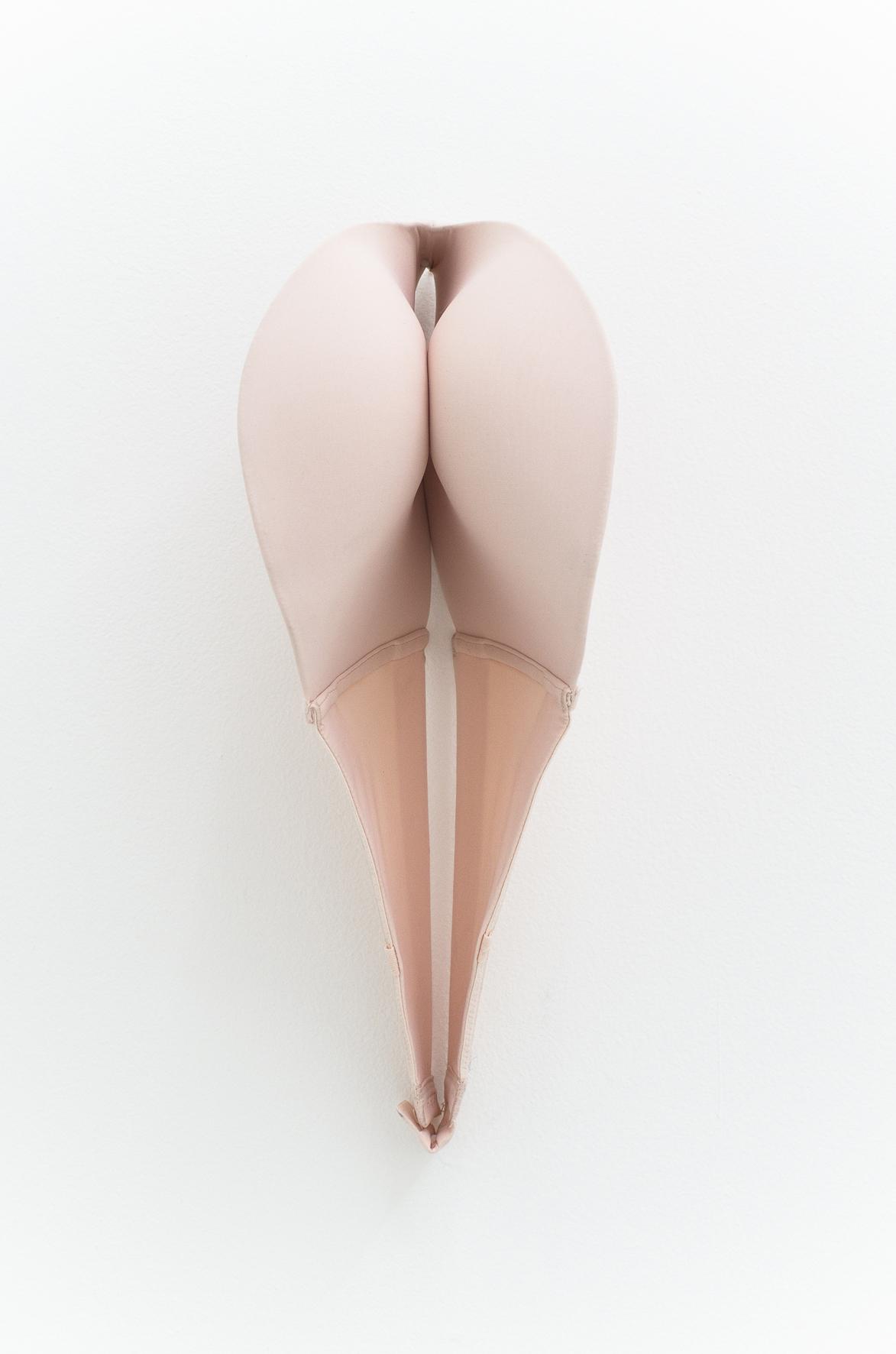 Mrs. Natural, 2010, Bra, 40 x 15 x 15cm