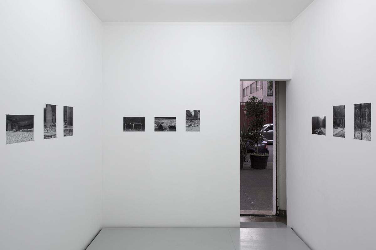 Josef Dabernig. Installation view