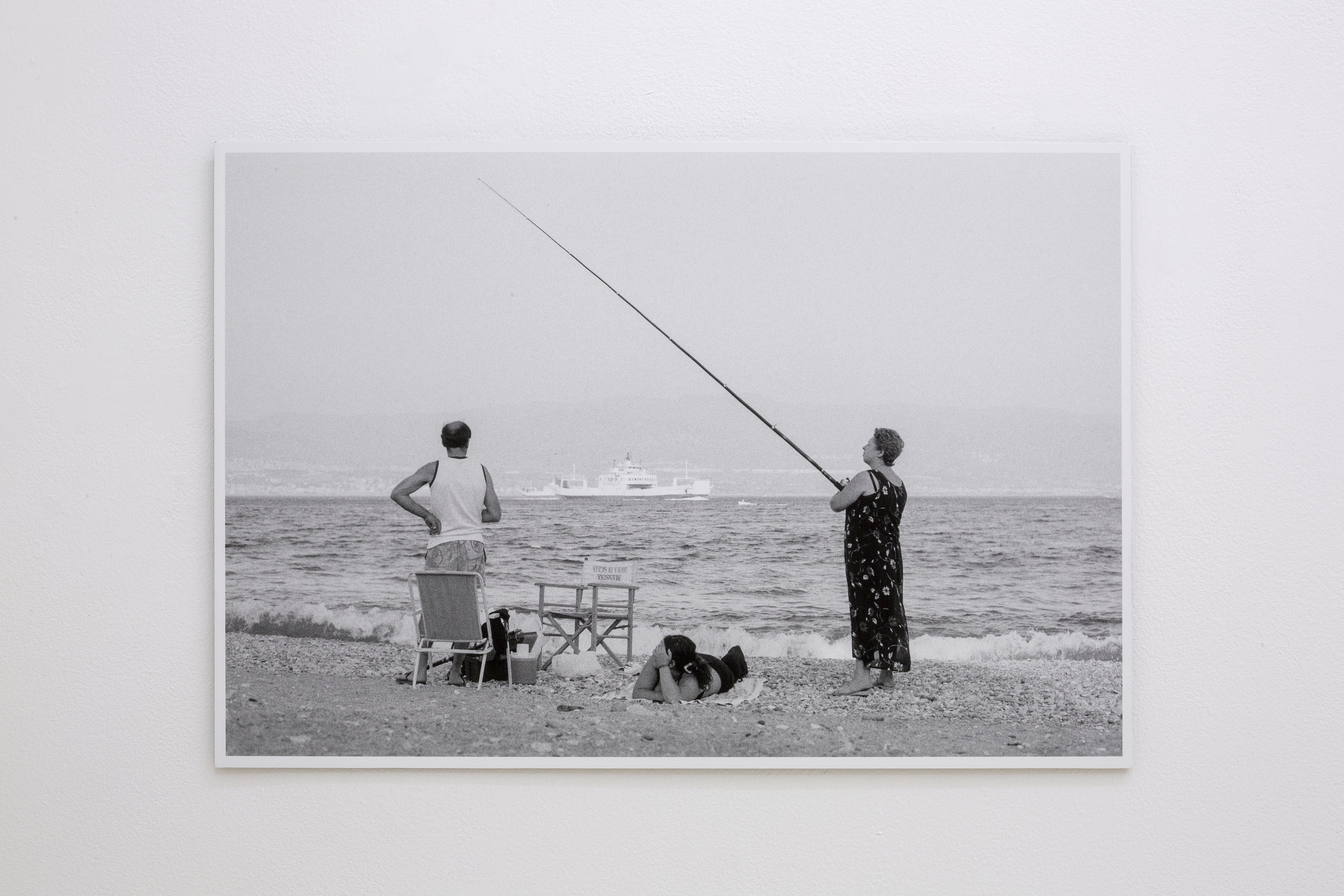 Padraig Timoney Messina Family , 2004 - 2018. Unique archival pigment print on dibond, 50.5 x 36 cm (19.88 x 14.17 in.)