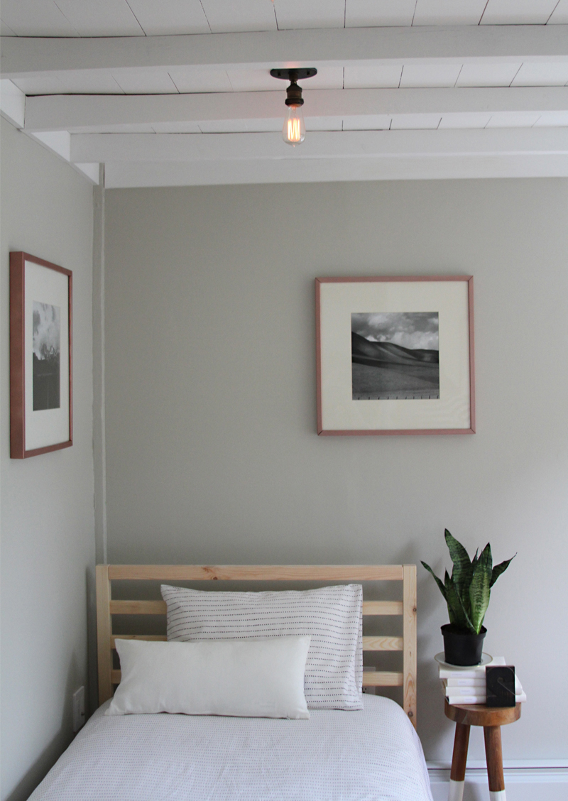 OFFICE/GUEST SPACE STYLING