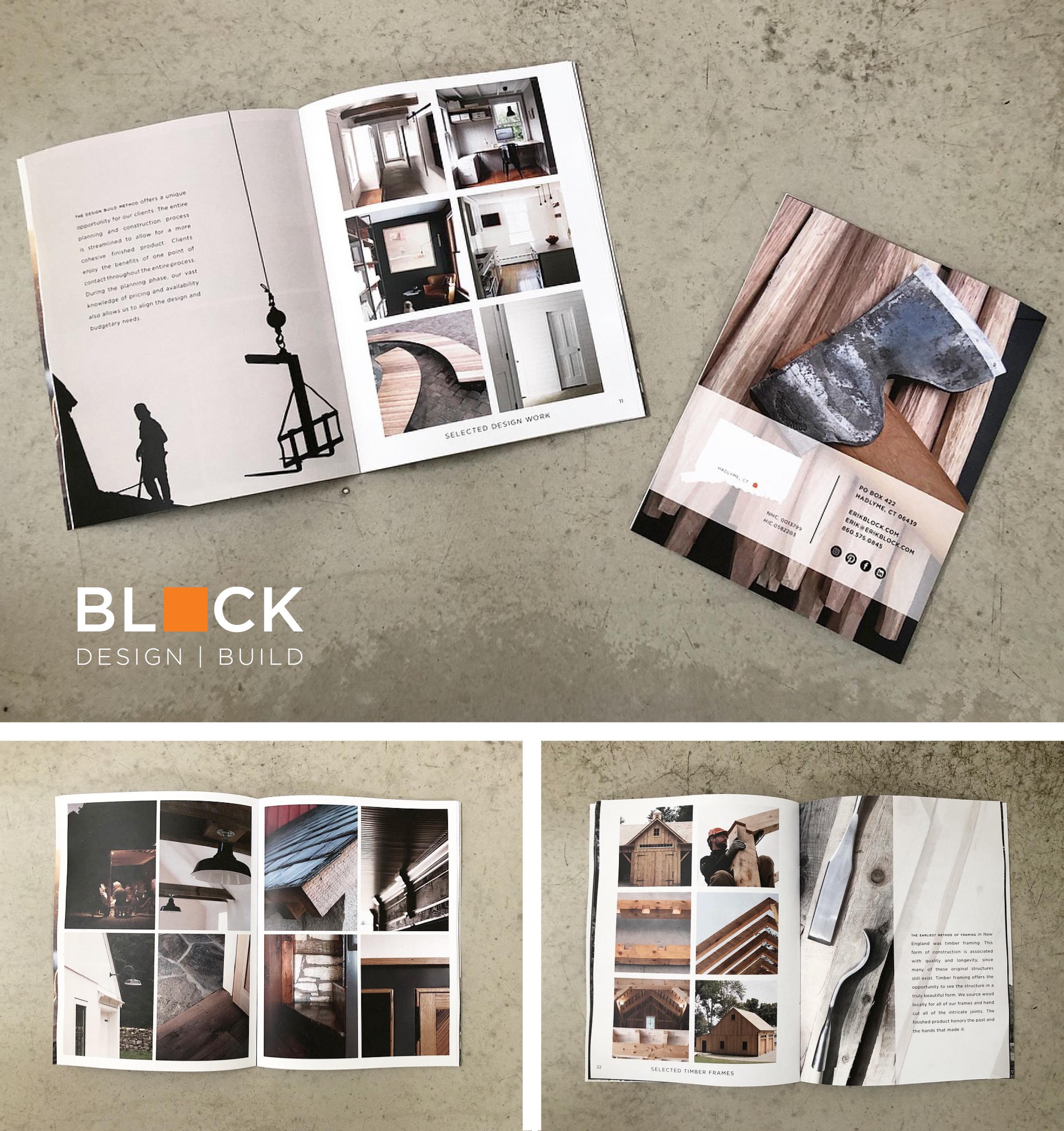 Block Design Build Catalog