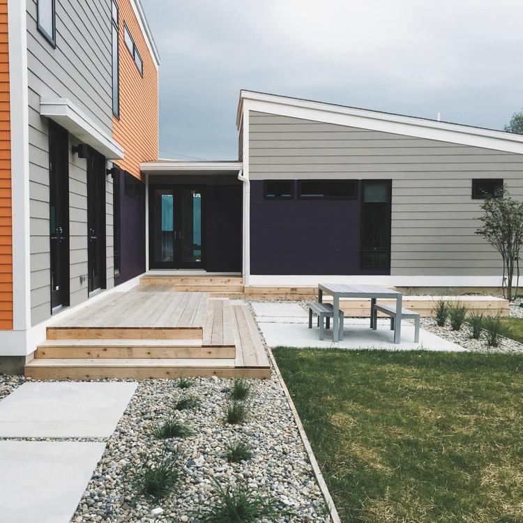 Private Residence, Landscape Design