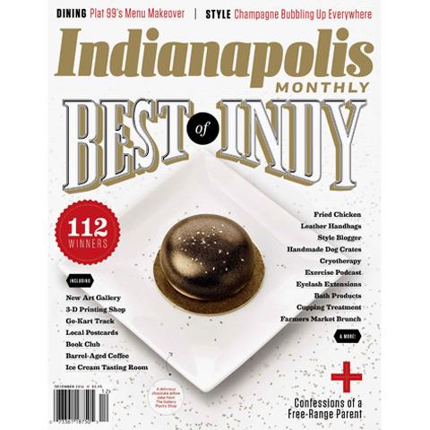 Indianapolis Monthly, Dec 2016