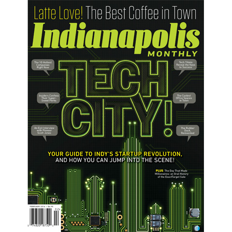 Indianapolis Monthly, Feb 2016