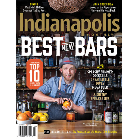 Indianapolis Monthly, 2015