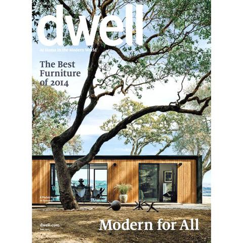 Dwell Magazine, June 2014