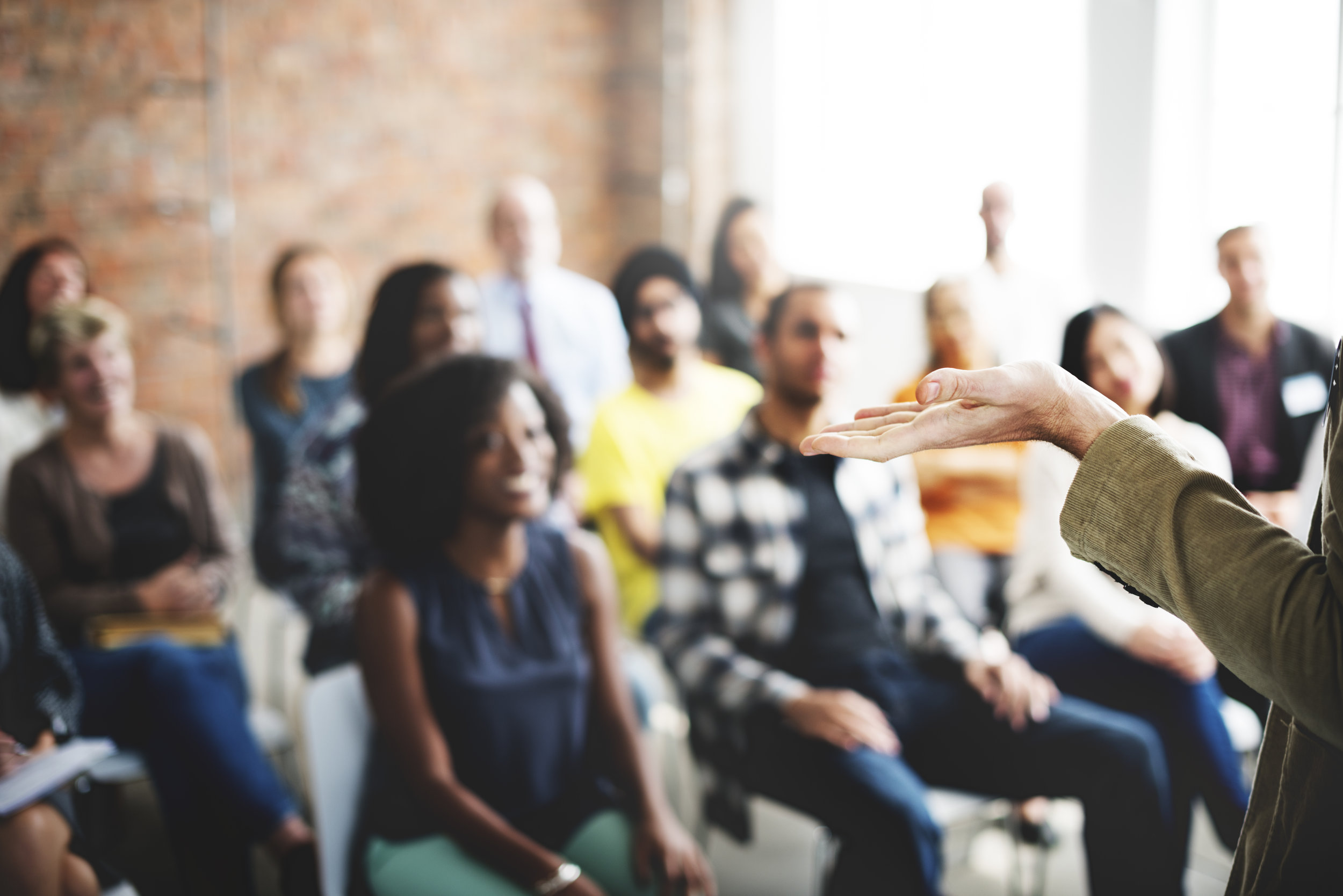 Presentation Skills Workshop & Training -