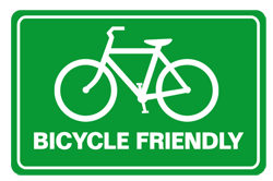 We are a Bicycle Friendly Business!