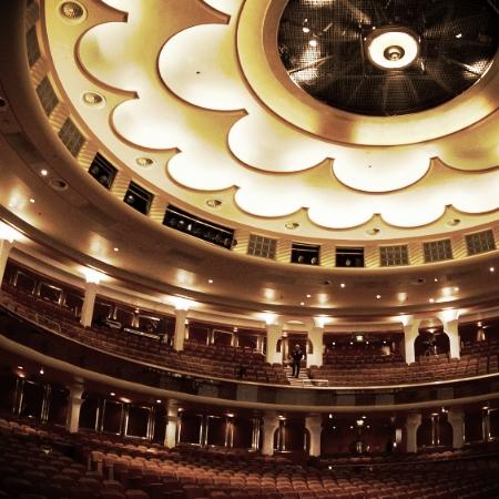 Brighton Dome Interior