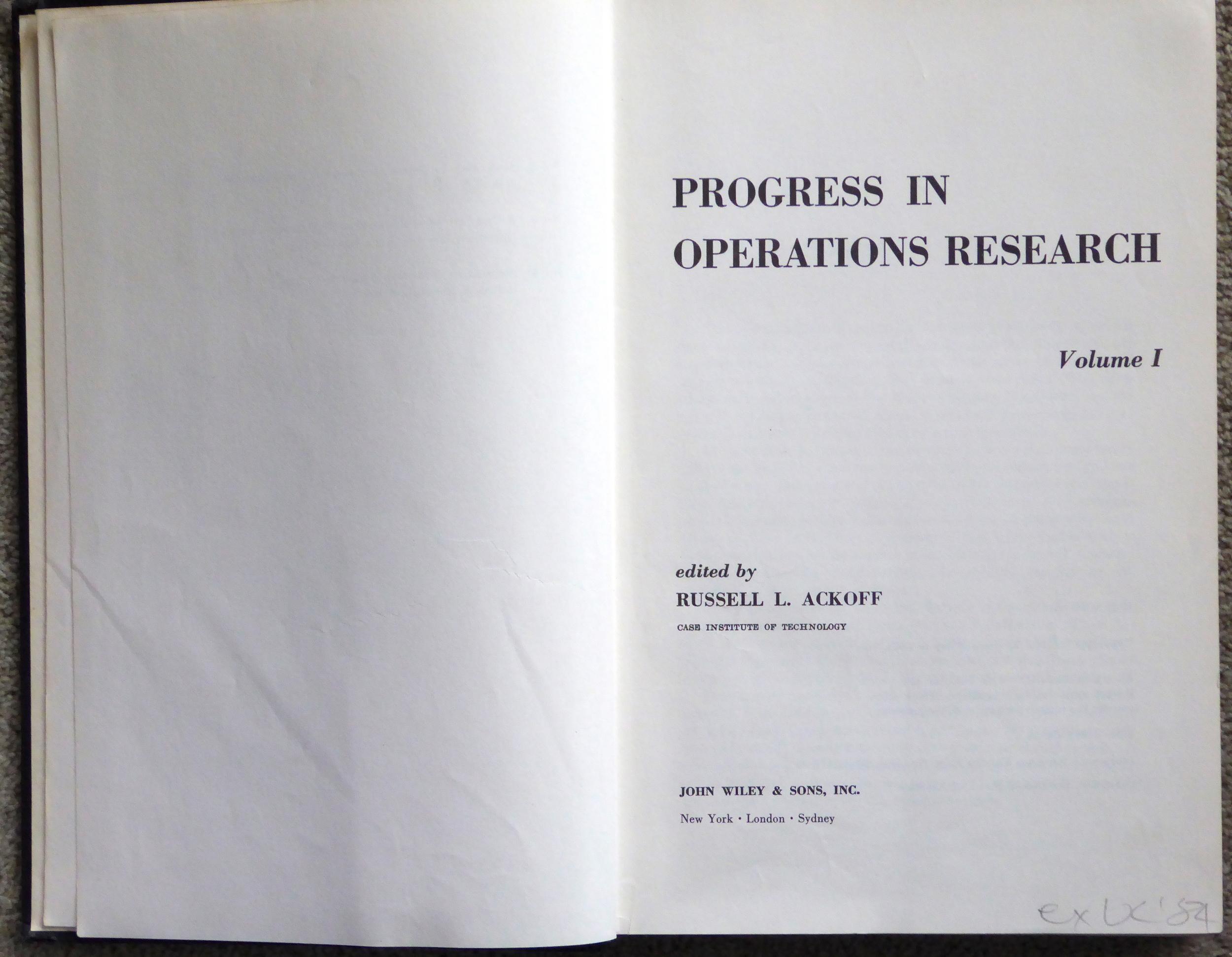DDR_P1010056_Ackoff_ProgressOperationsResearch.JPG