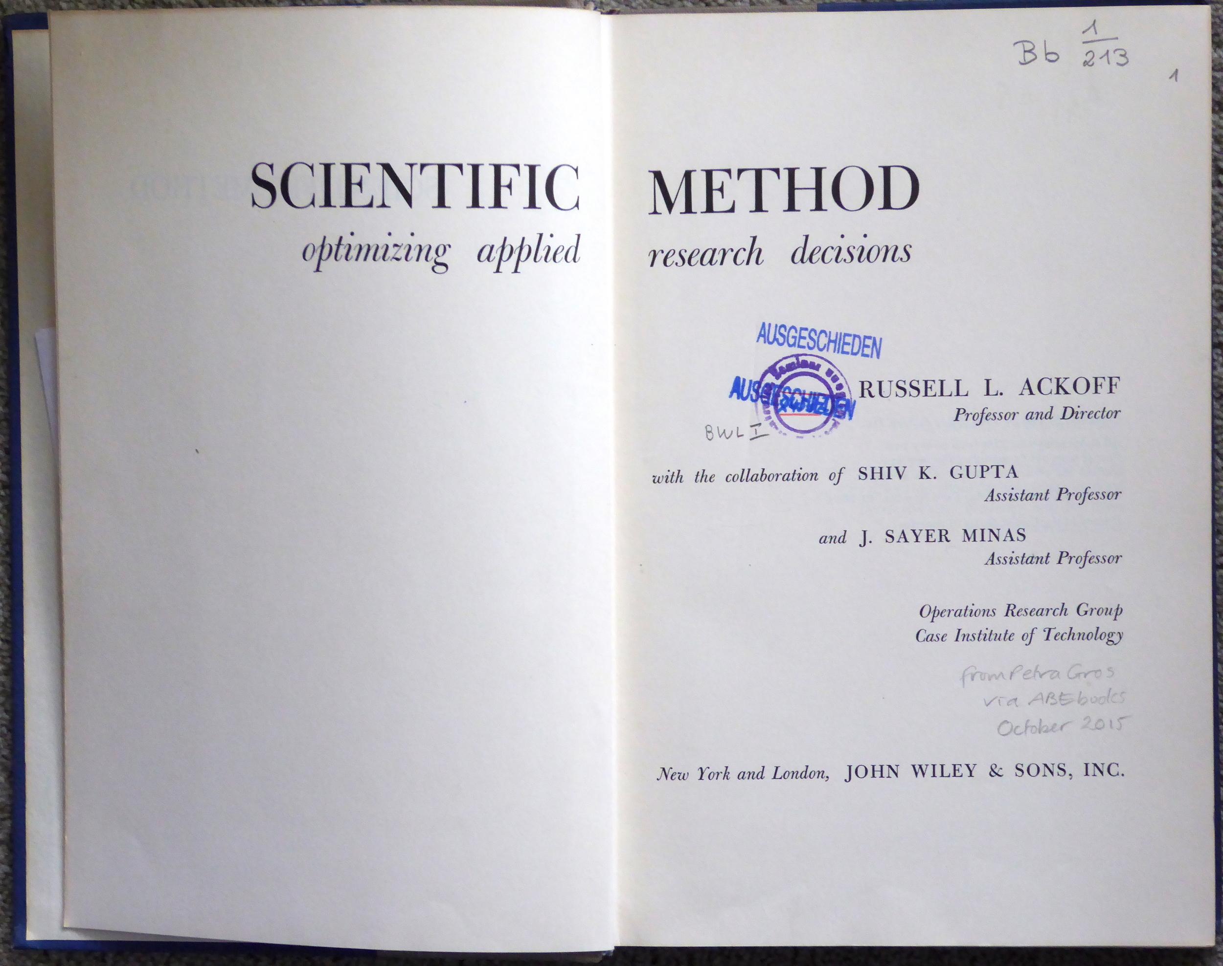 DDR_P1010062_Ackoff_ScientificMethod.JPG