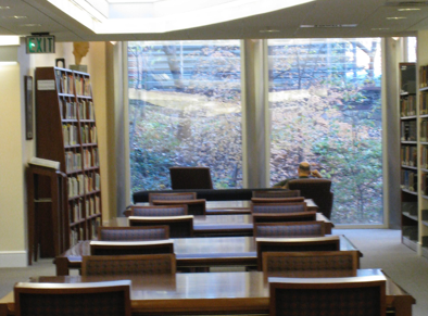 St. John's College, Annapolis, MD: Greenfield Library