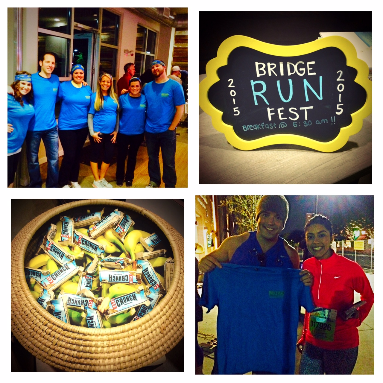 bridge run fest am 1