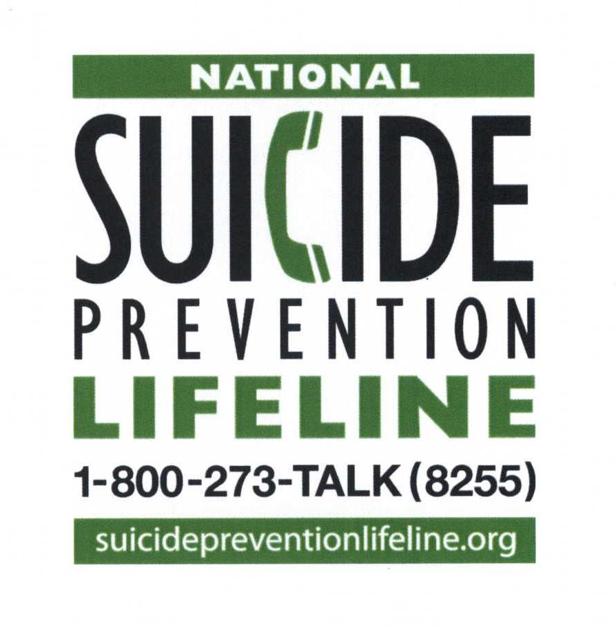 National Suicide Prevention Lifelife