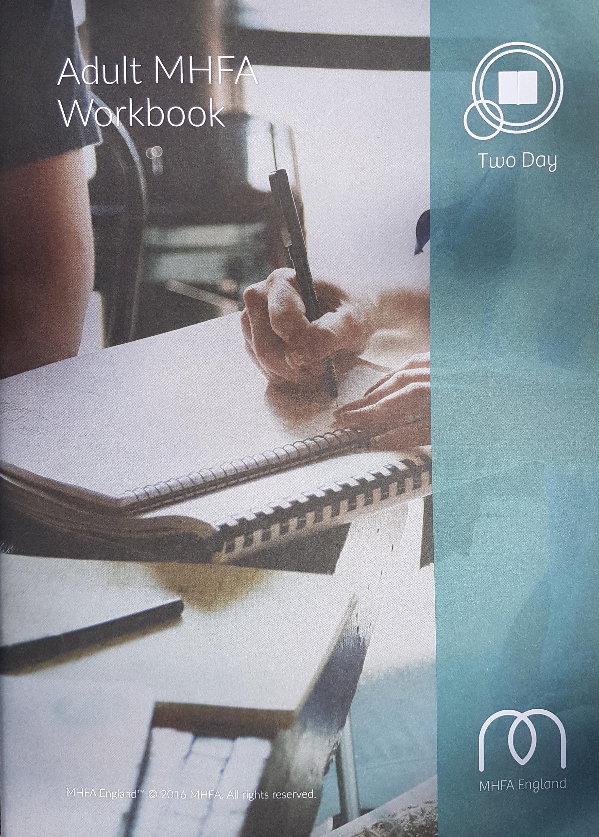 MHFA Workbook -