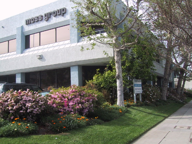 Moss IV: Encino, CA  Office Building, Original Developer