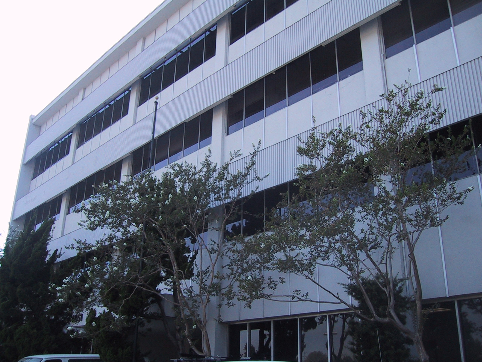 Moss VII: Van Nuys, CA  Office Building, Acquired & Renovated