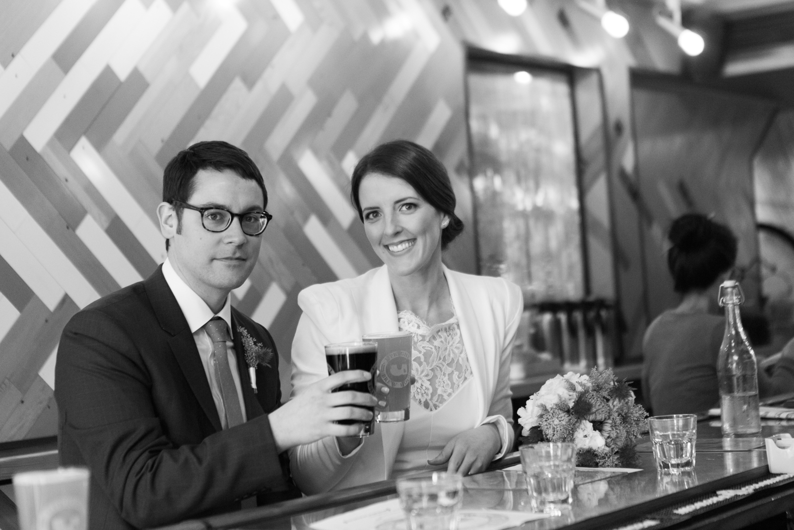 upright brew house wedding nyc