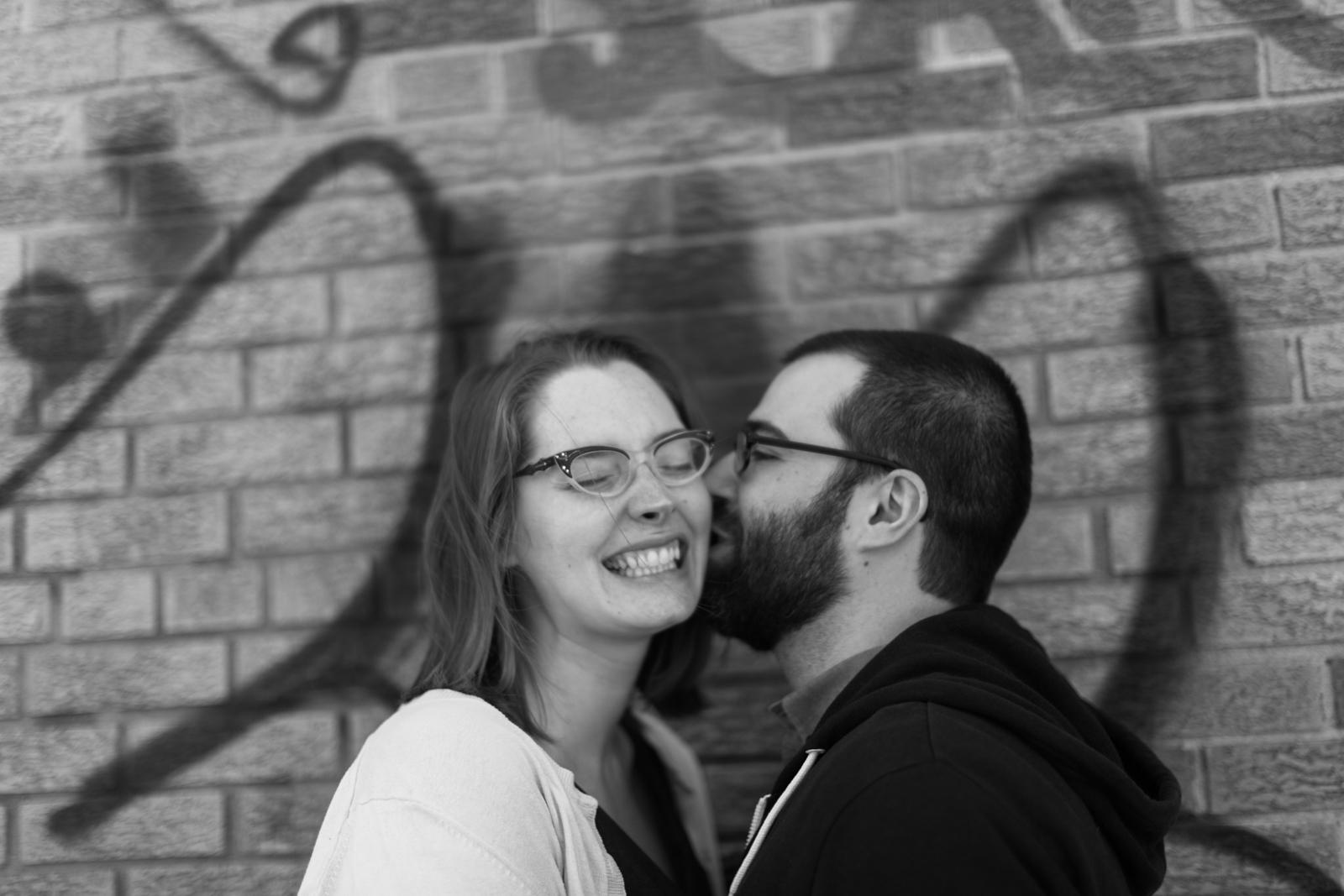 brooklyn engagement photos