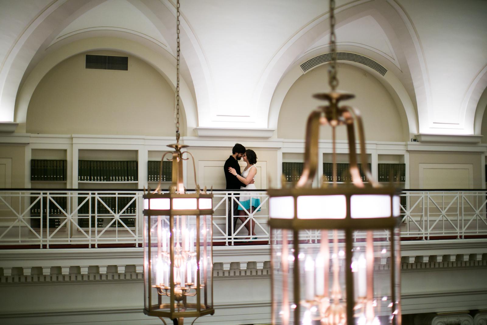 wedding at the new york historical society