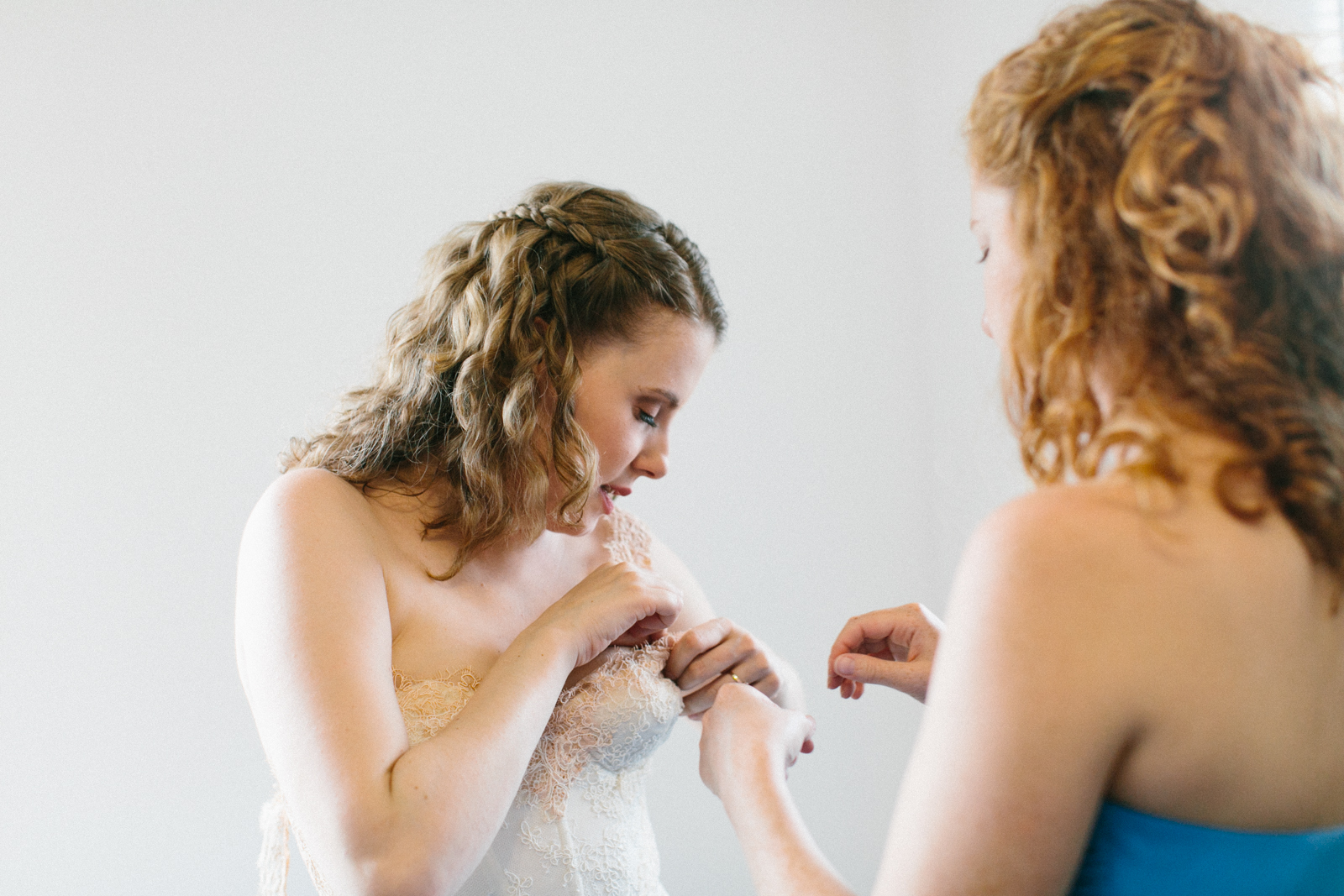 wedding bridal preparation