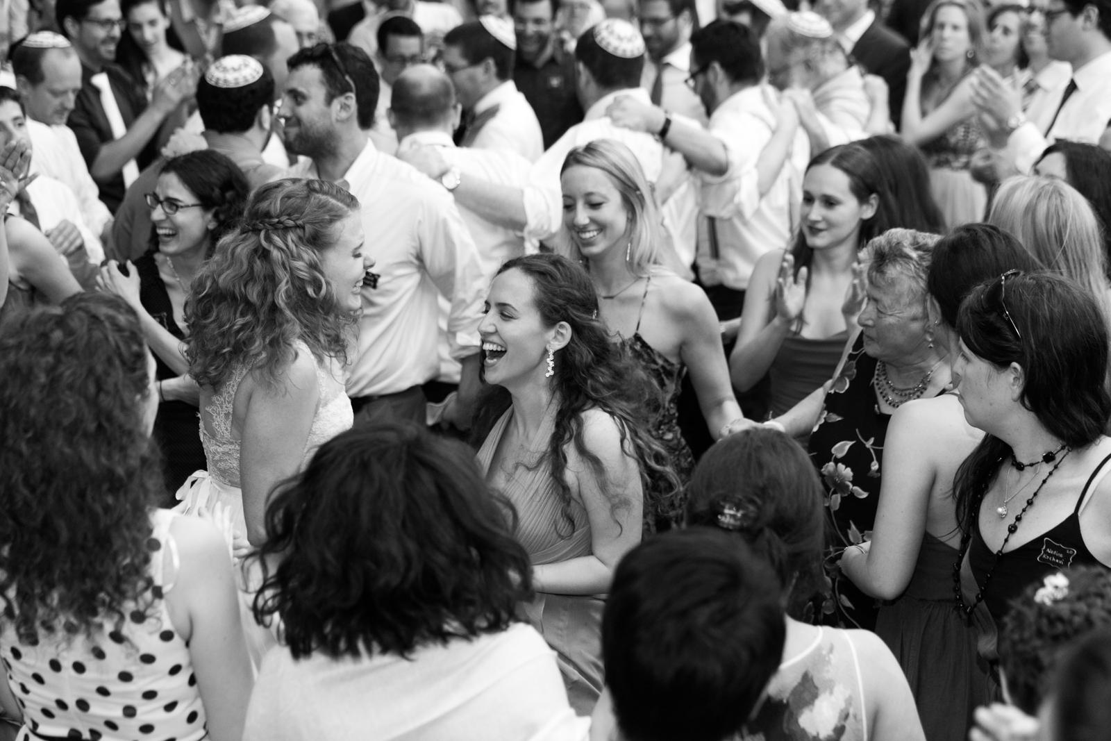 reception bride wellwisher