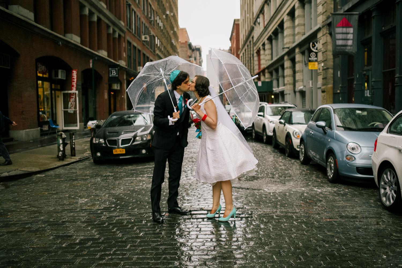 housing works bookstore wedding soho