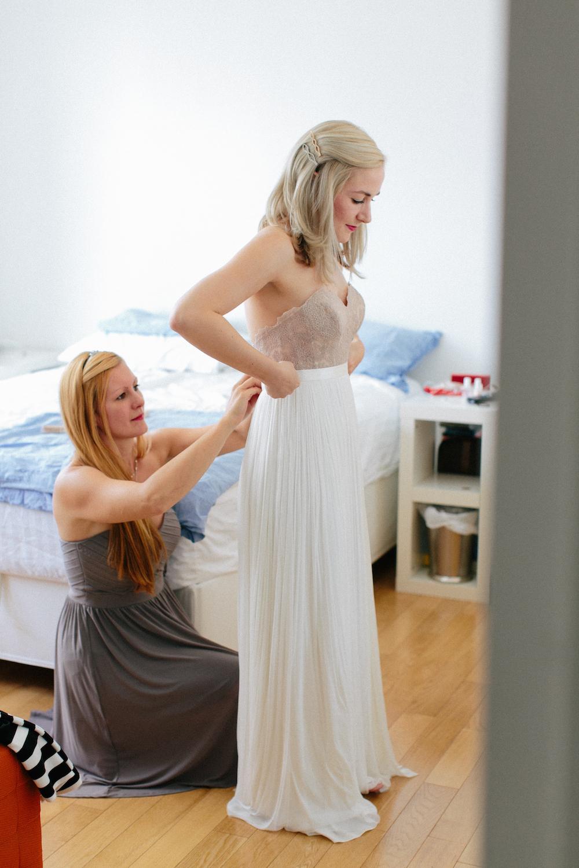 Intimate Manhattan Wedding from Amber Marlow