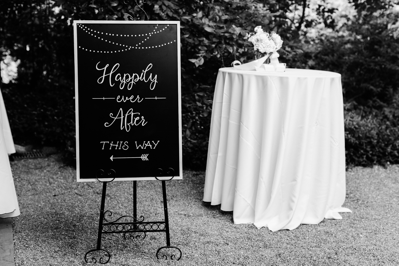Locust Grove garden wedding