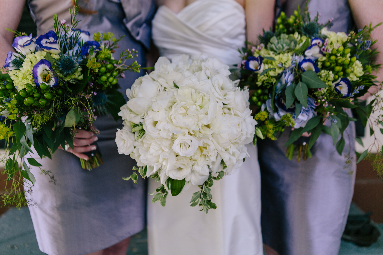 Lavendar bridesmaid dresses