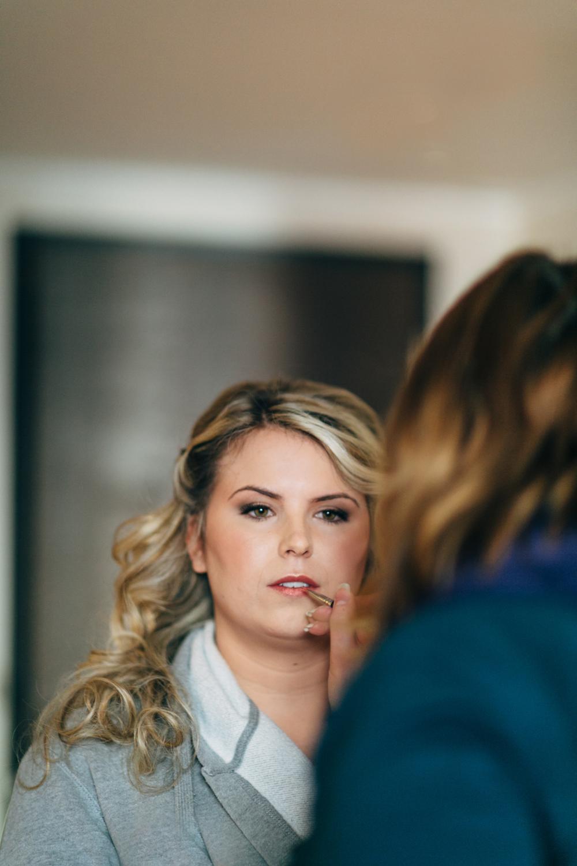 Amanda Thesen makeup artist NYC