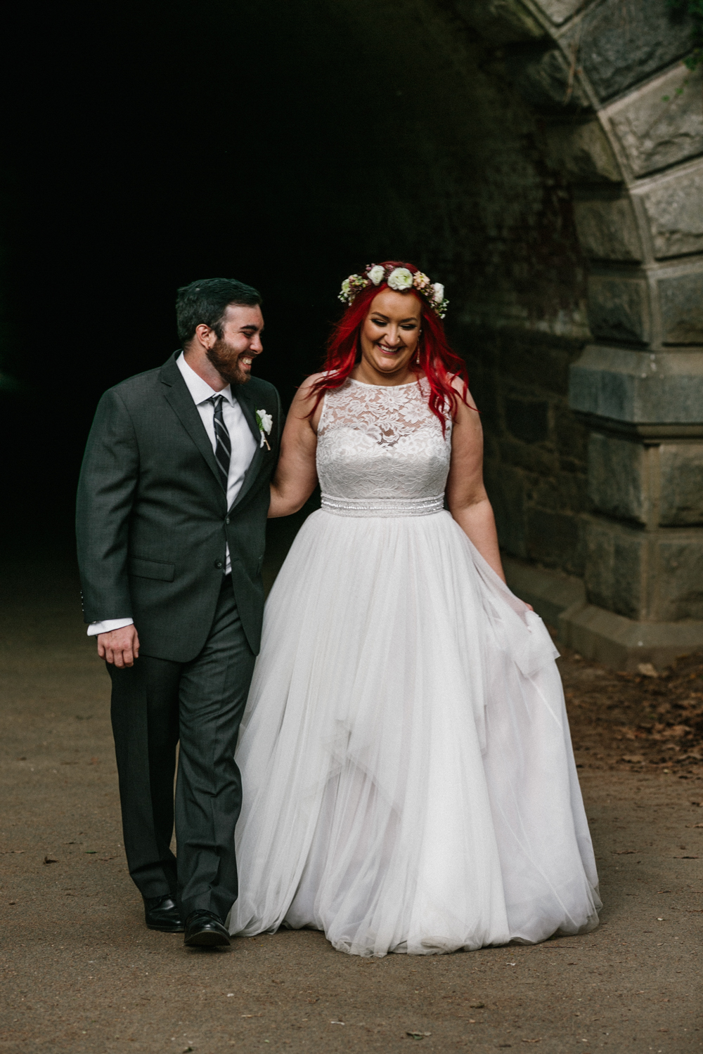 Intimate Wedding in Central Park