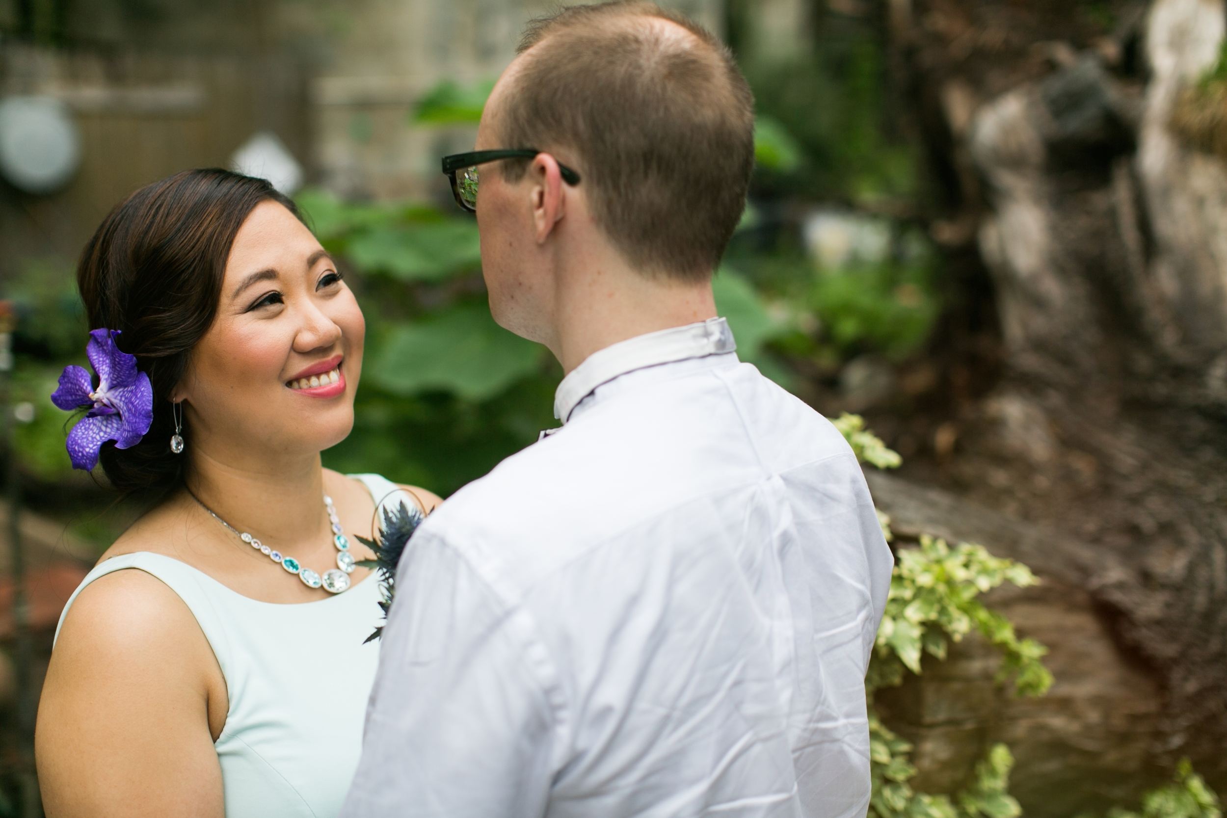 West Village Garden Wedding