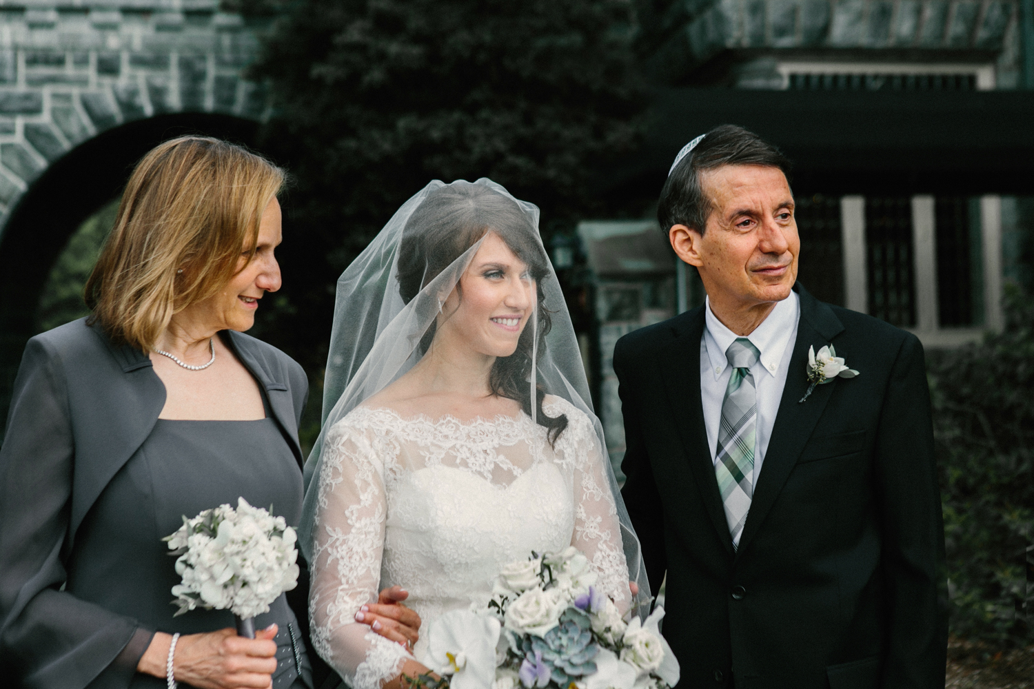 Tarrytown House Estate Jewish Wedding