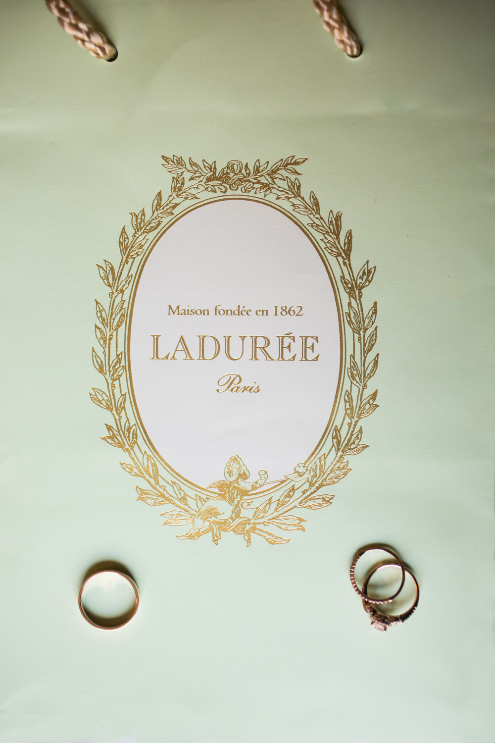 Laduree Elopement photos