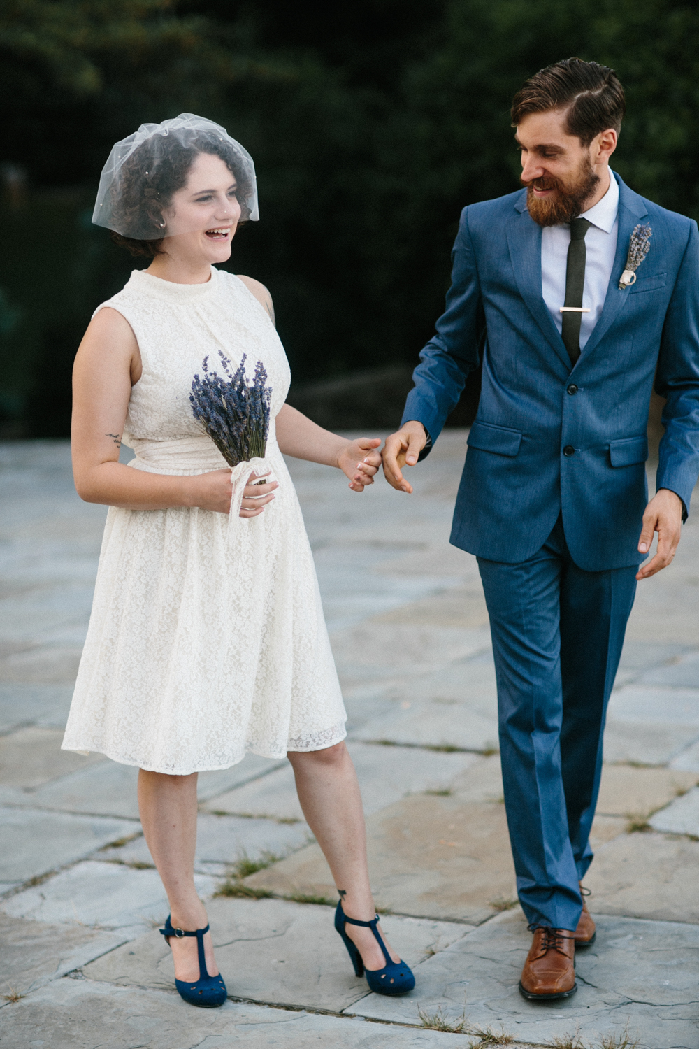 NYC Elopement outfit