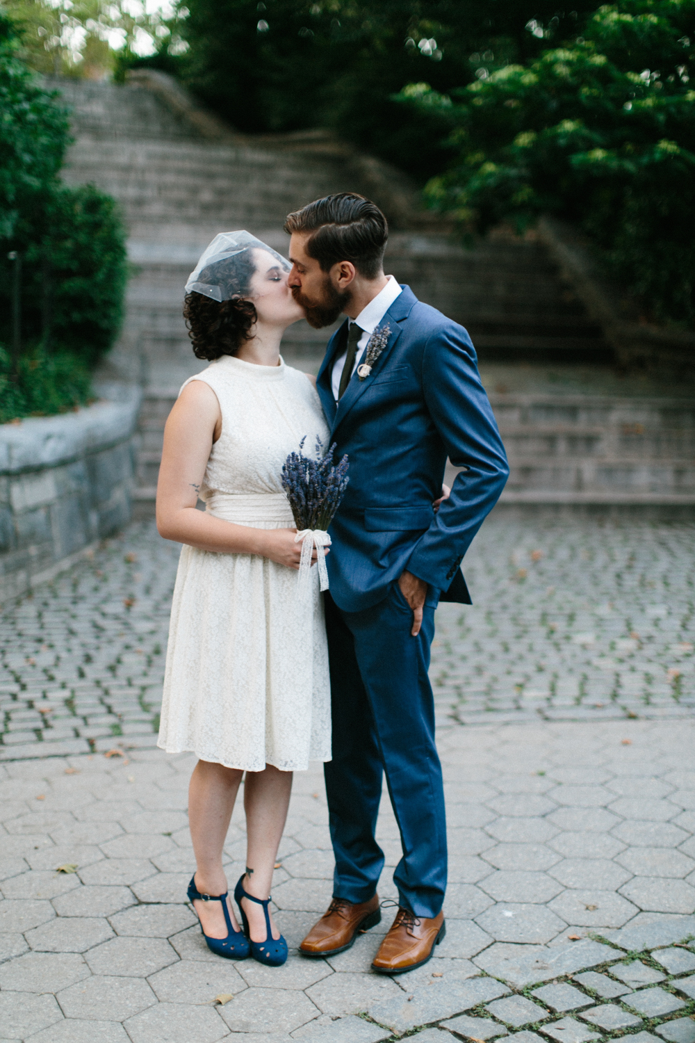 NYC Elopement photos