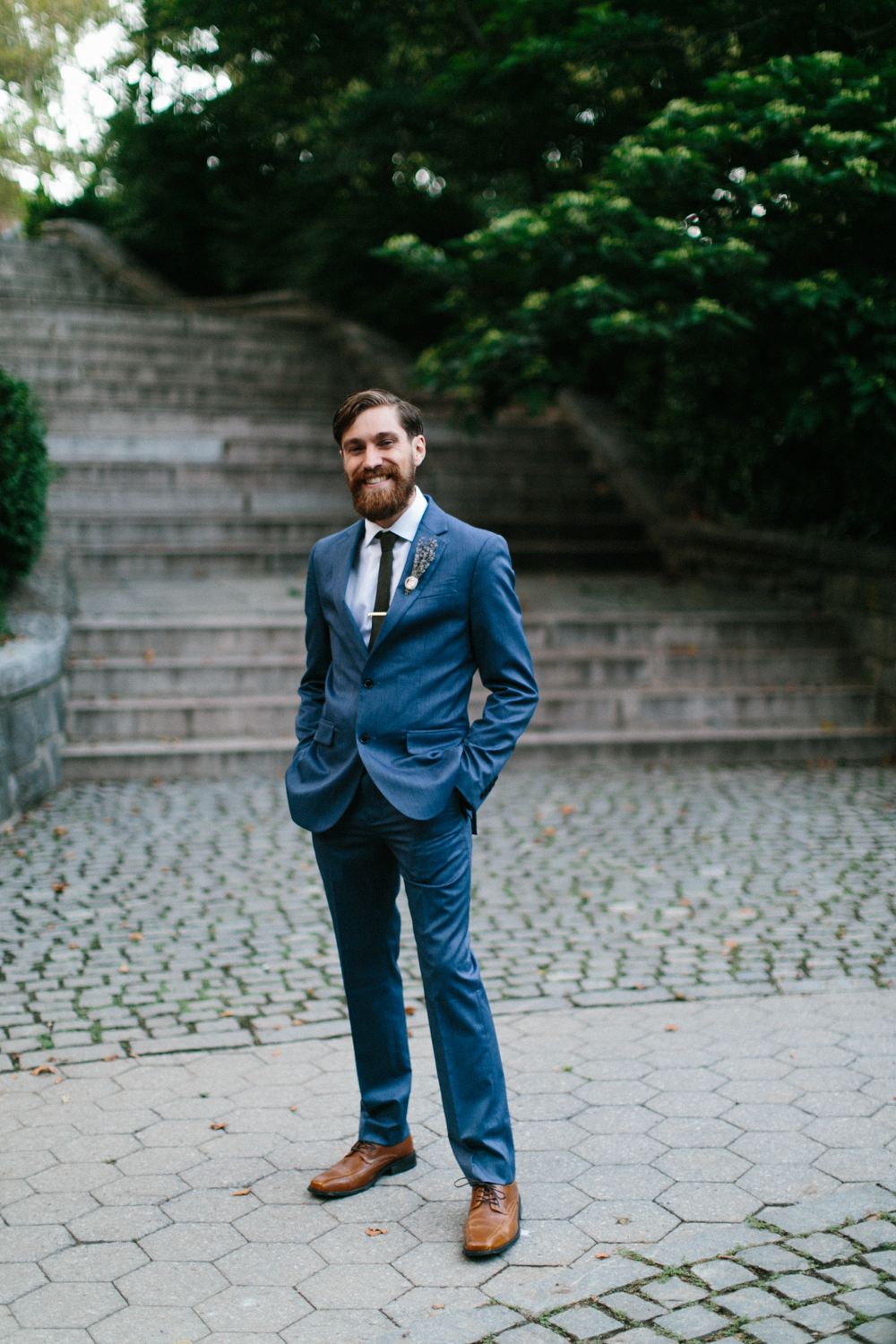 Manhattan Groom Style