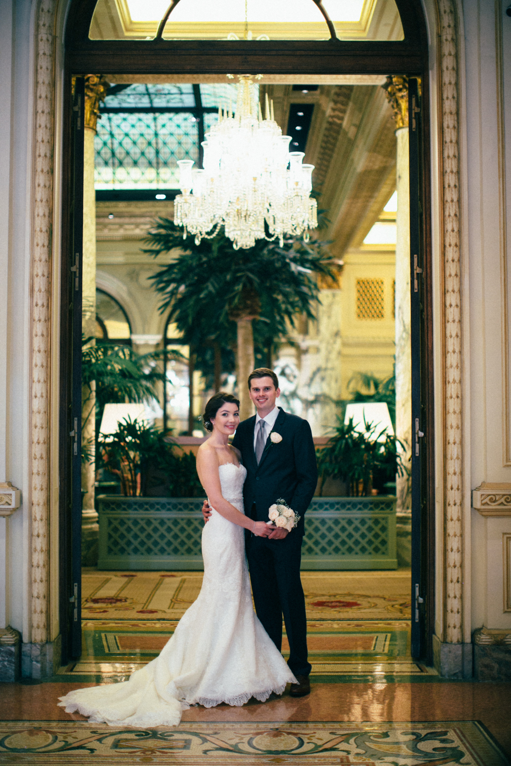 Plaza Hotel Elopement NYC