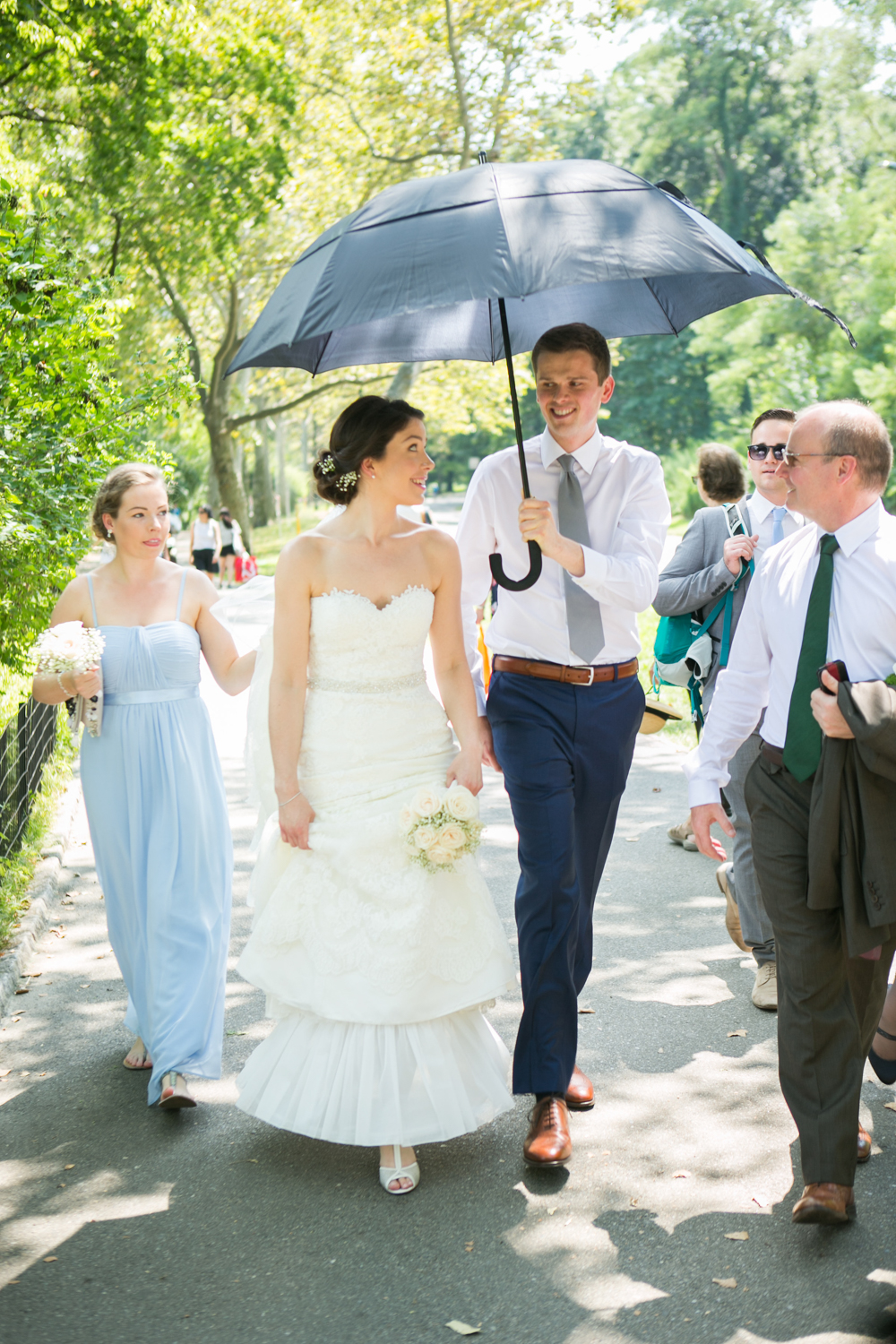Central Park Elopement