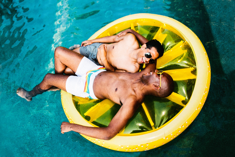 Gay Destination Wedding in the Caribbean