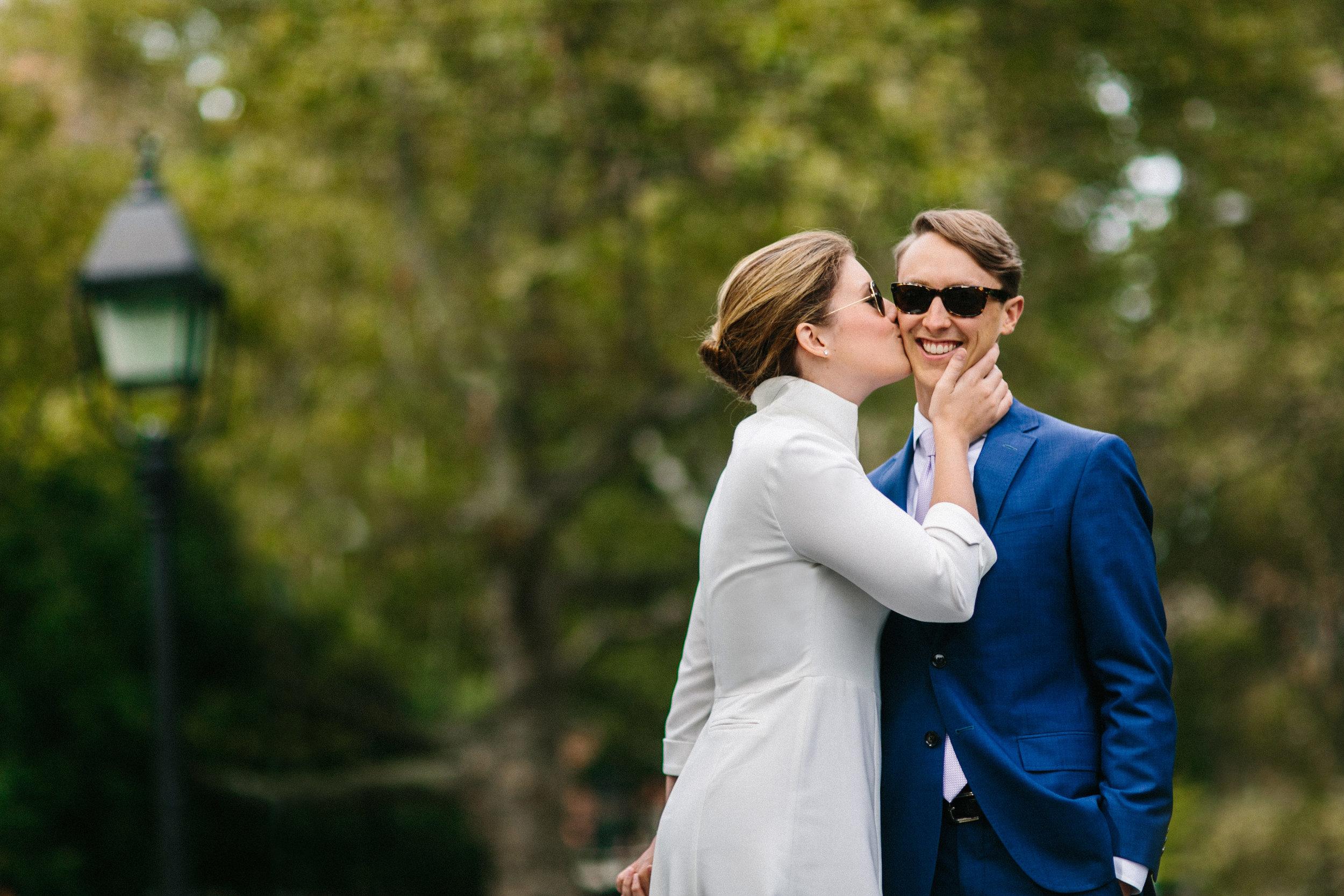 Washington Square Park Wedding Photos NYC