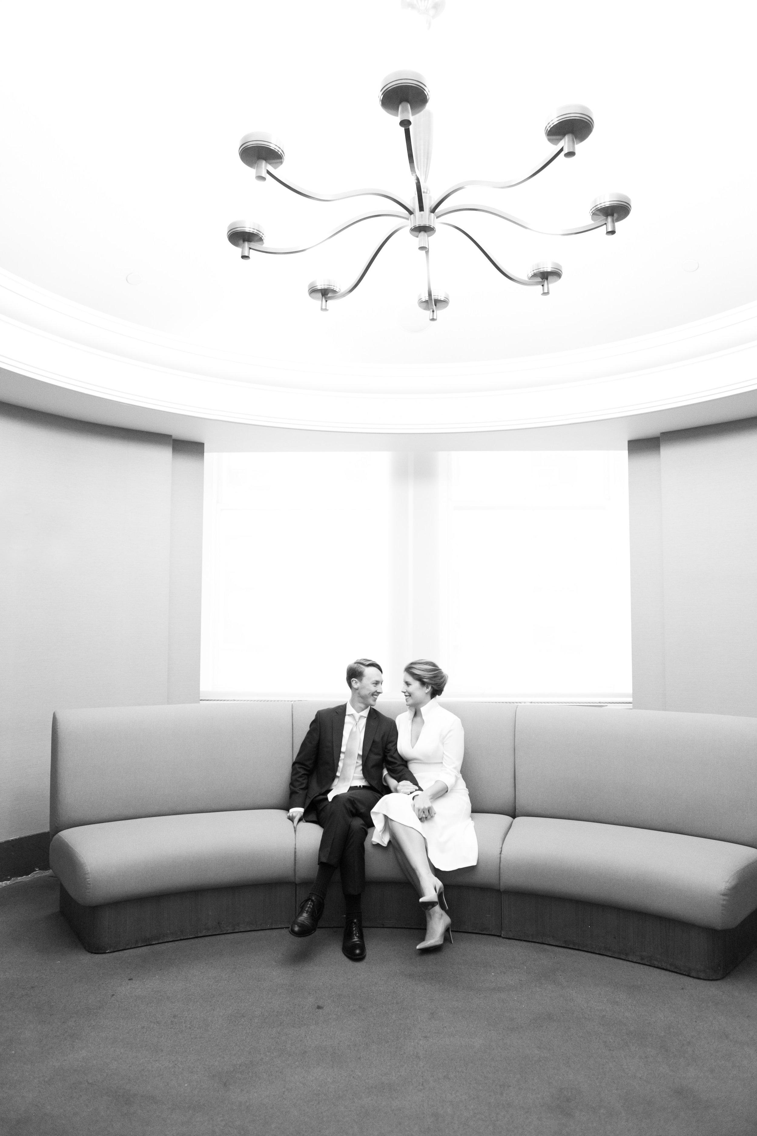 Elegant City Hall Wedding NYC